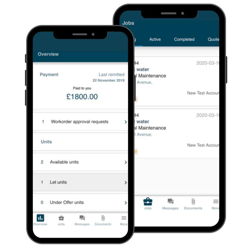 Property Owners Mobile App