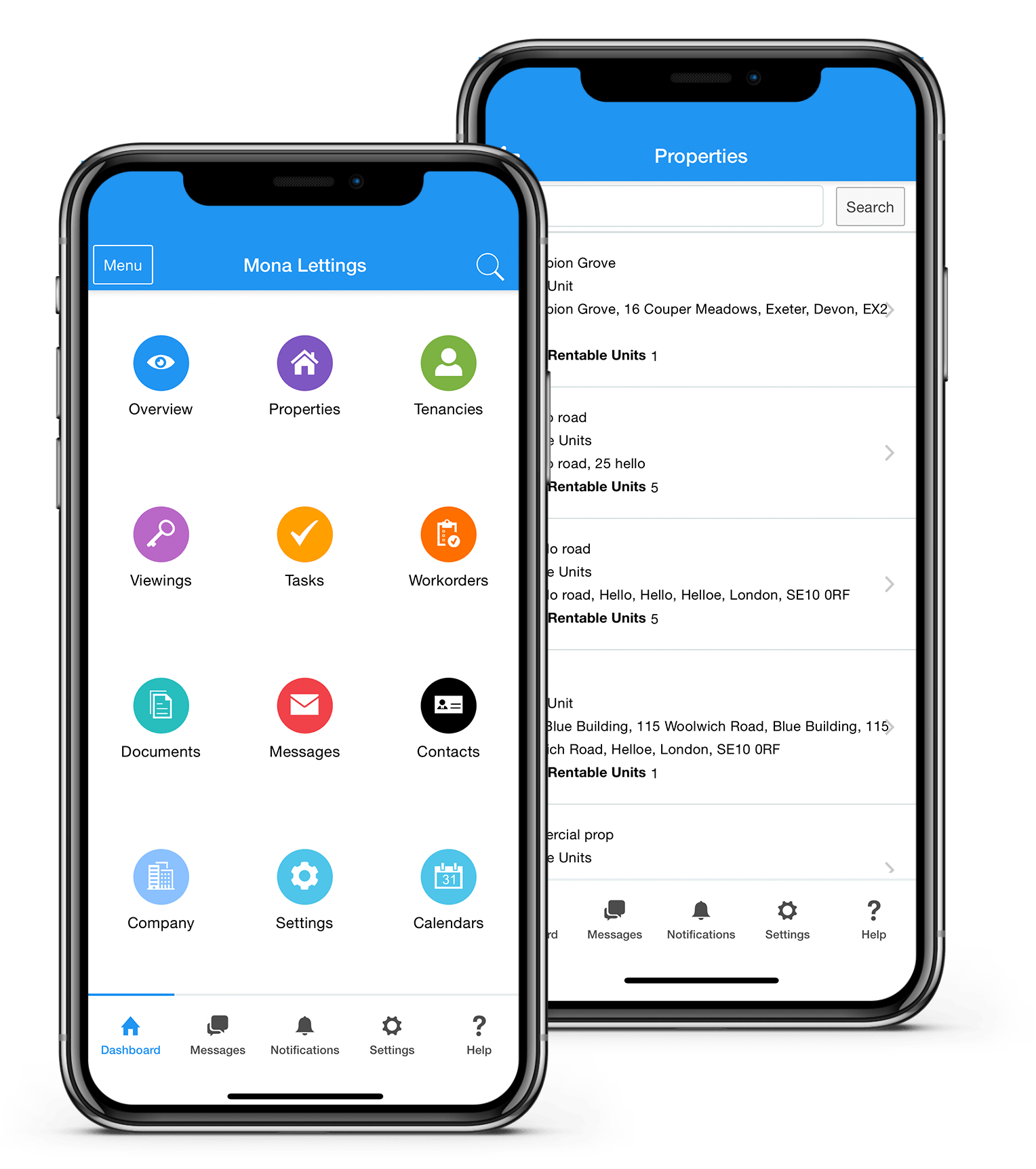 Property Manager Mobile App