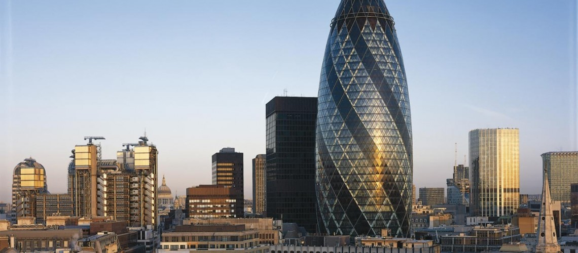 London's Most Iconic Modern Landmark Open to Offers