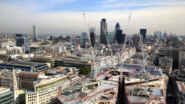 Smaller Firms of London's House Building Sector to Get More Work