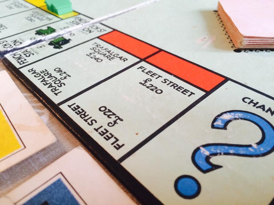 fleet street monopoly property