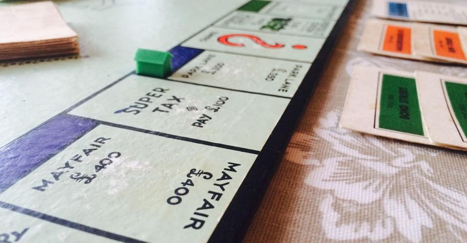 Monopoly Property Prices – What would the board look like in 2015?