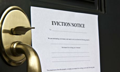 Private Rental Sector Sees UK Evictions Reach New Heights