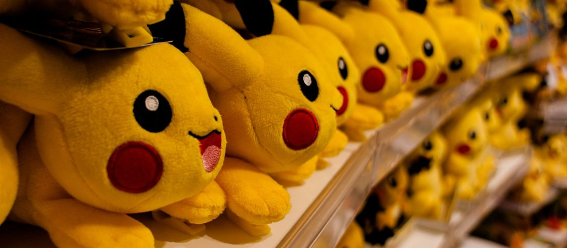 Pokémon Go and the Property World