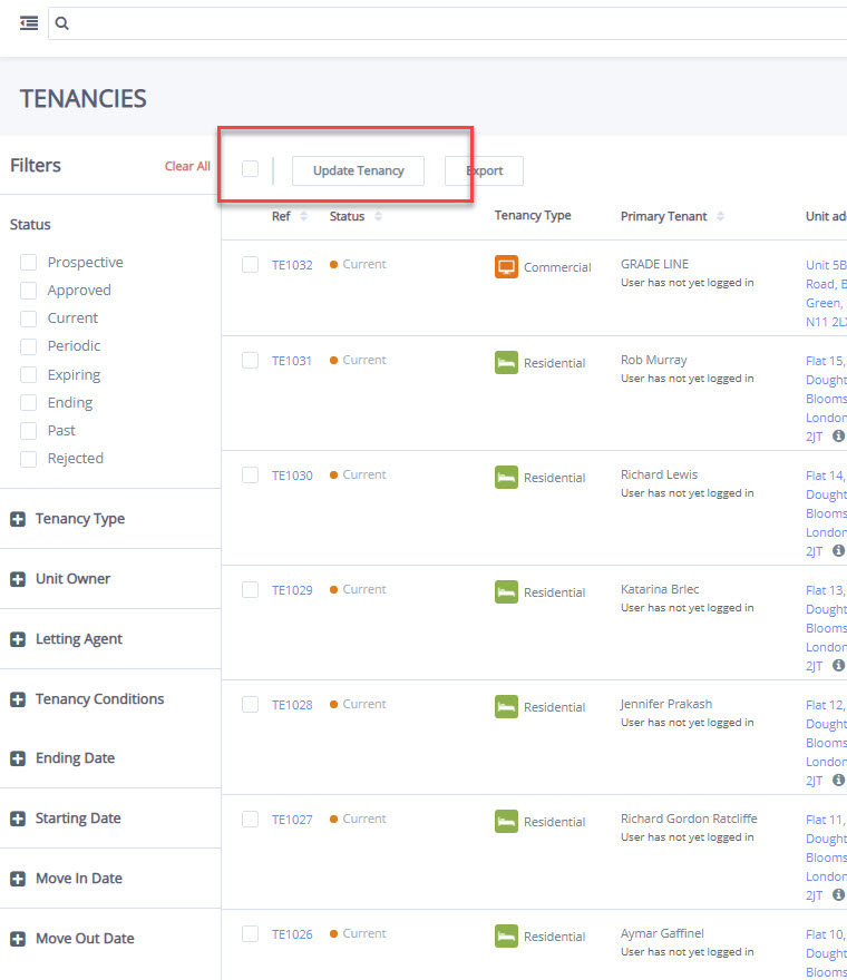 tenancy-status-batch-updates