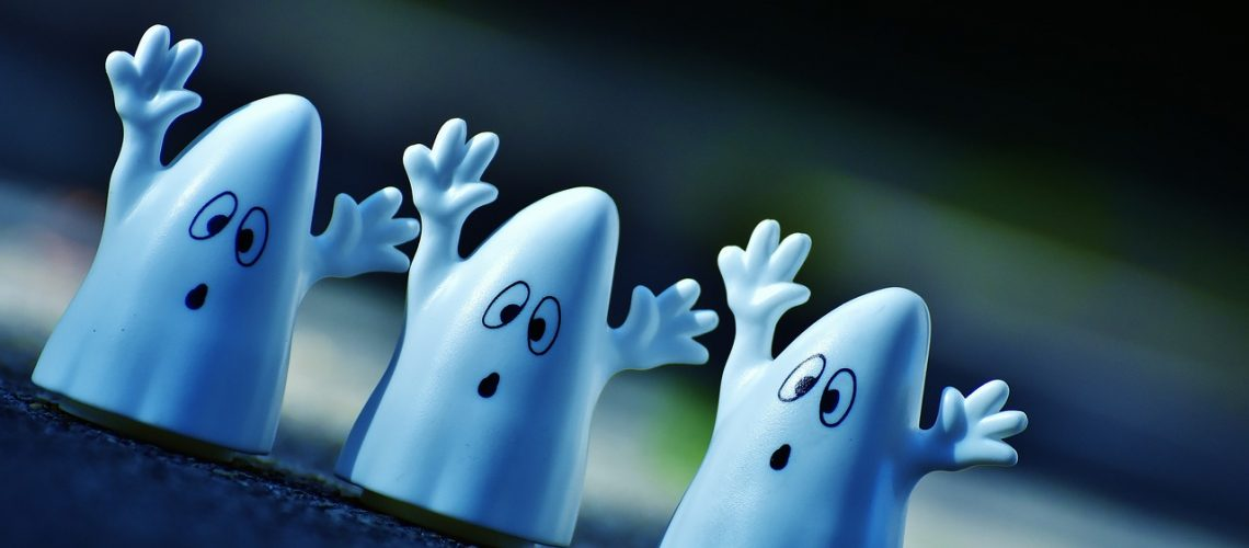 Ten ways to make your house haunted for Hallowe'en