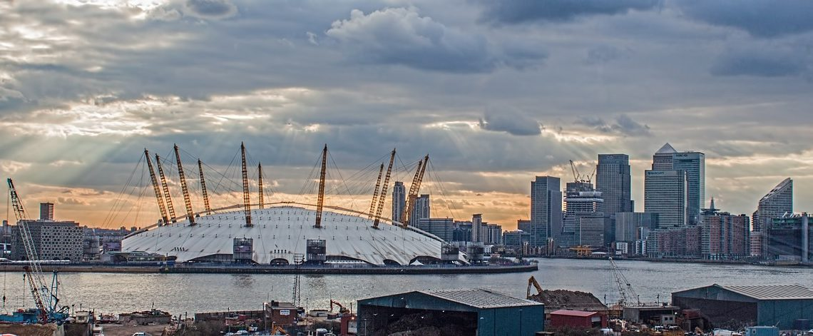 Greenwich Peninsula Development Project