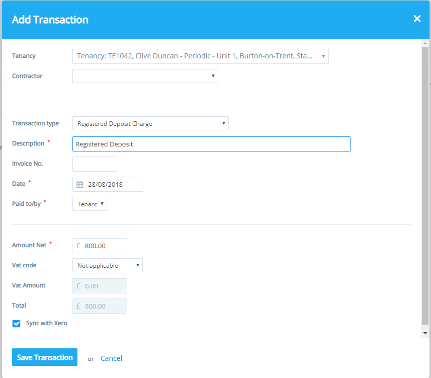 add-transaction-xero-users