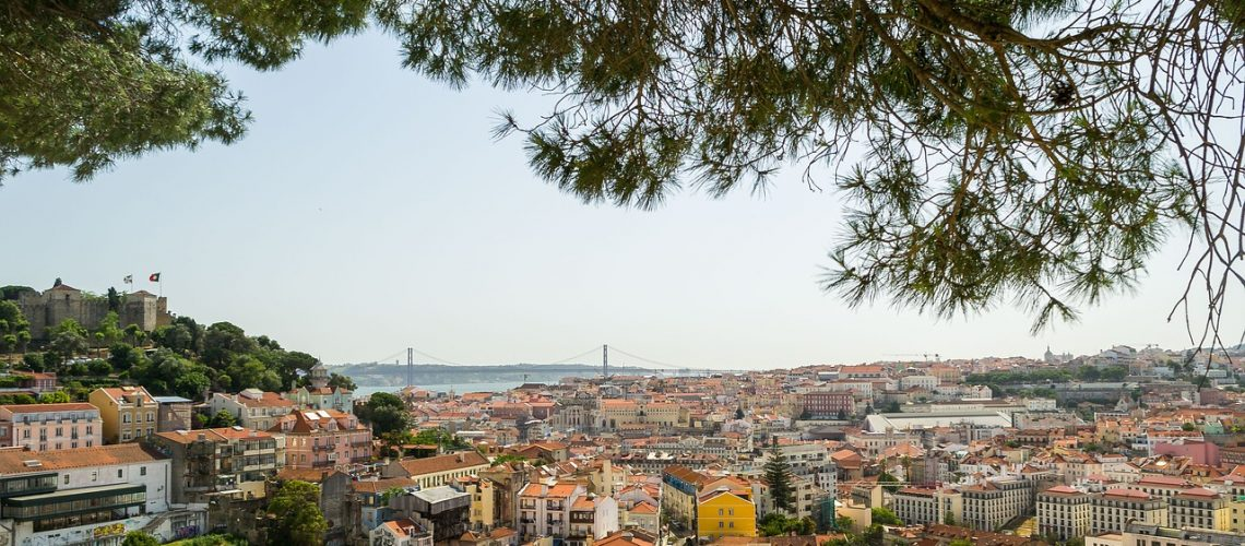 Hot property in Lisbon, the Portuguese capital!