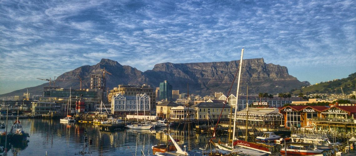 Cape Town's increasingly popular property market