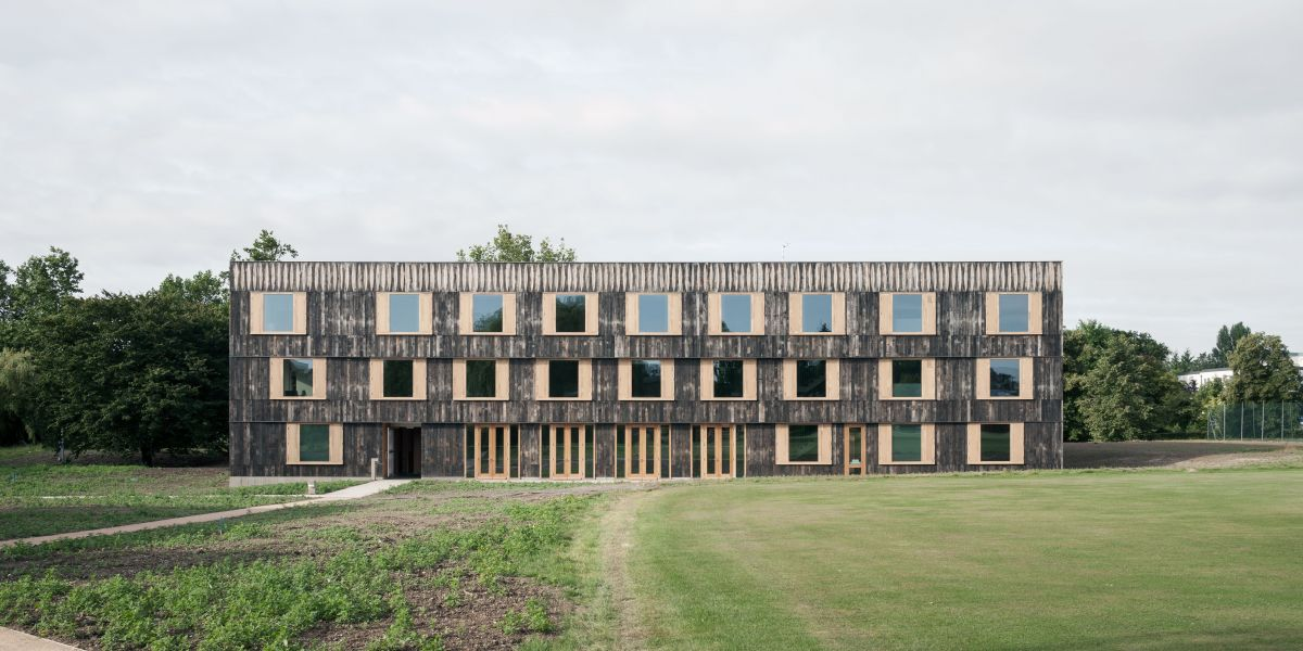 The UK's most wacky student housing