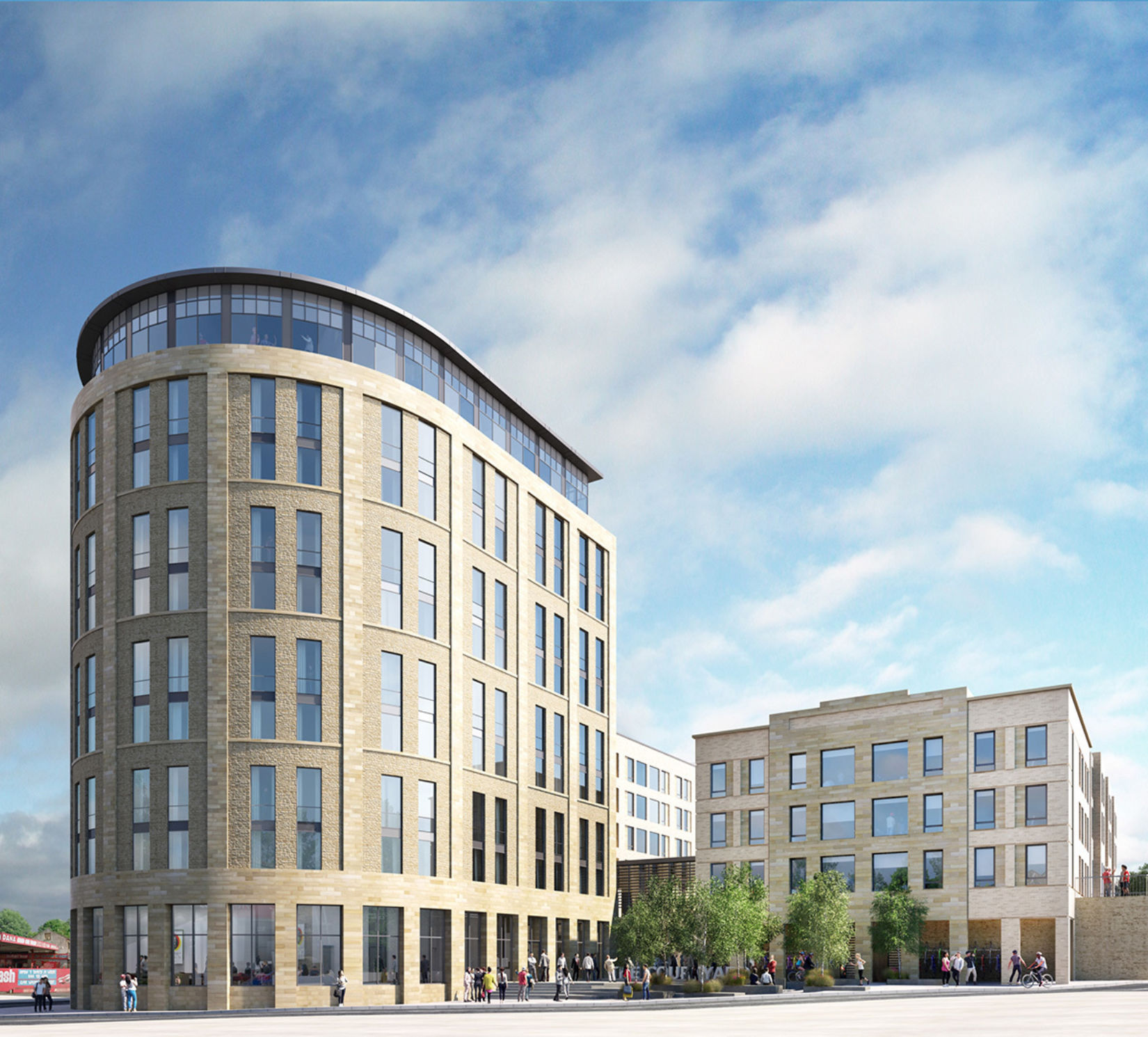 Henderson Park and Hines' new joint venture