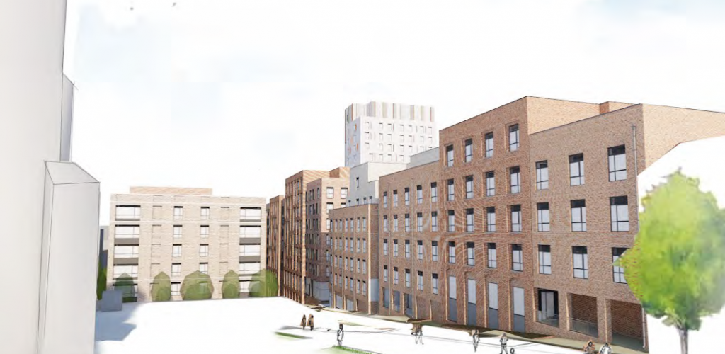 New student accommodation sector announcements this November!
