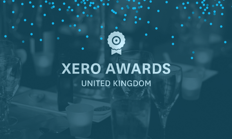Arthur finalised for Xero Award