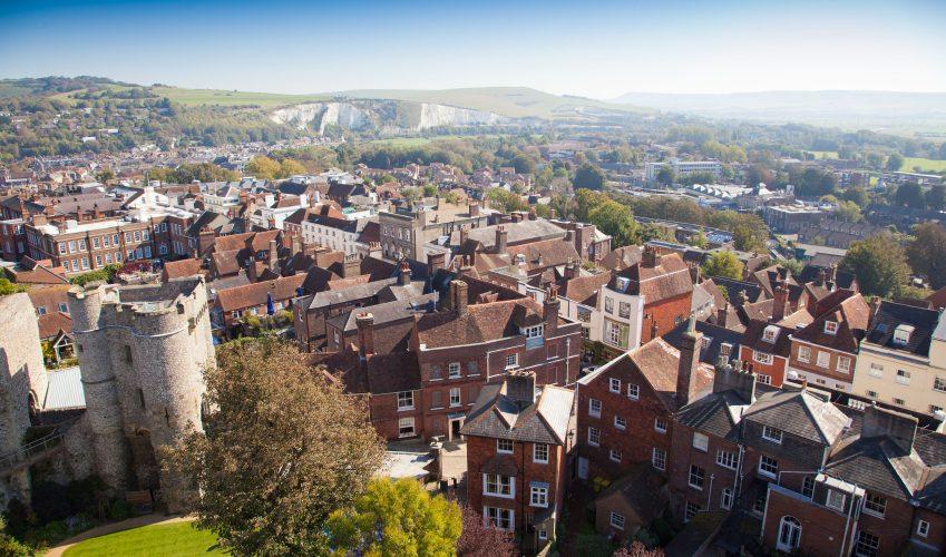 The UK top commuter hotspots