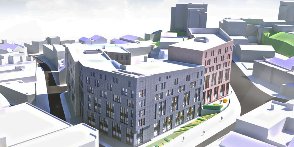 Newly announced student accommodation developments