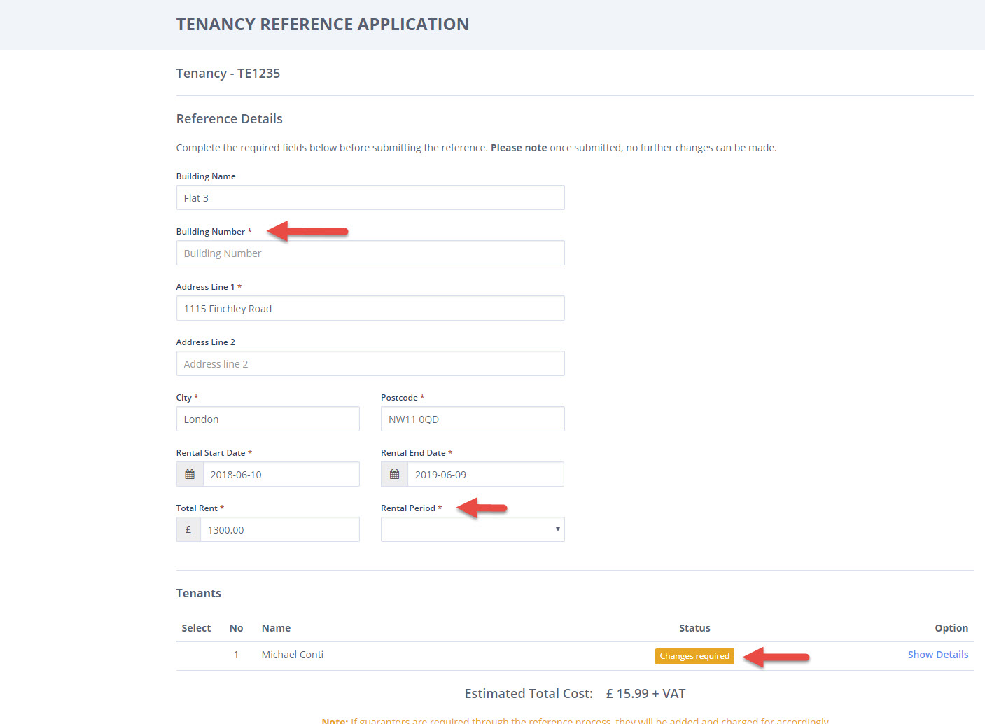 tenancy-reference-application