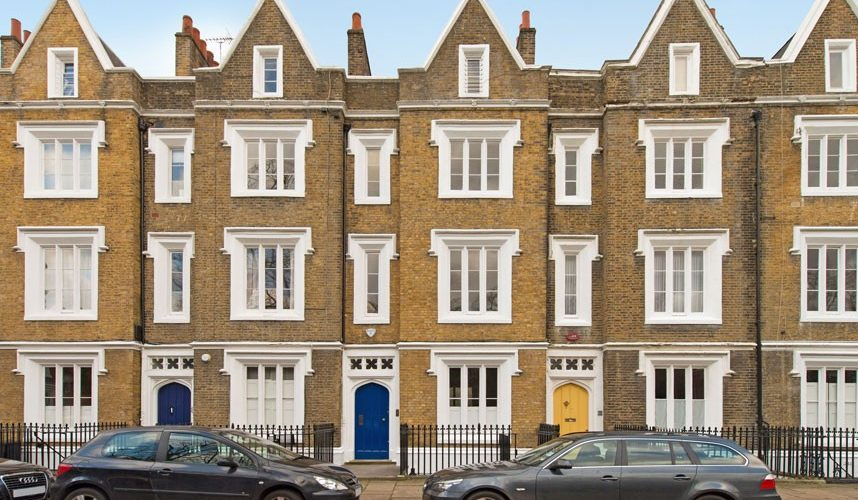 London house prices falling at fastest rate in almost 10 years
