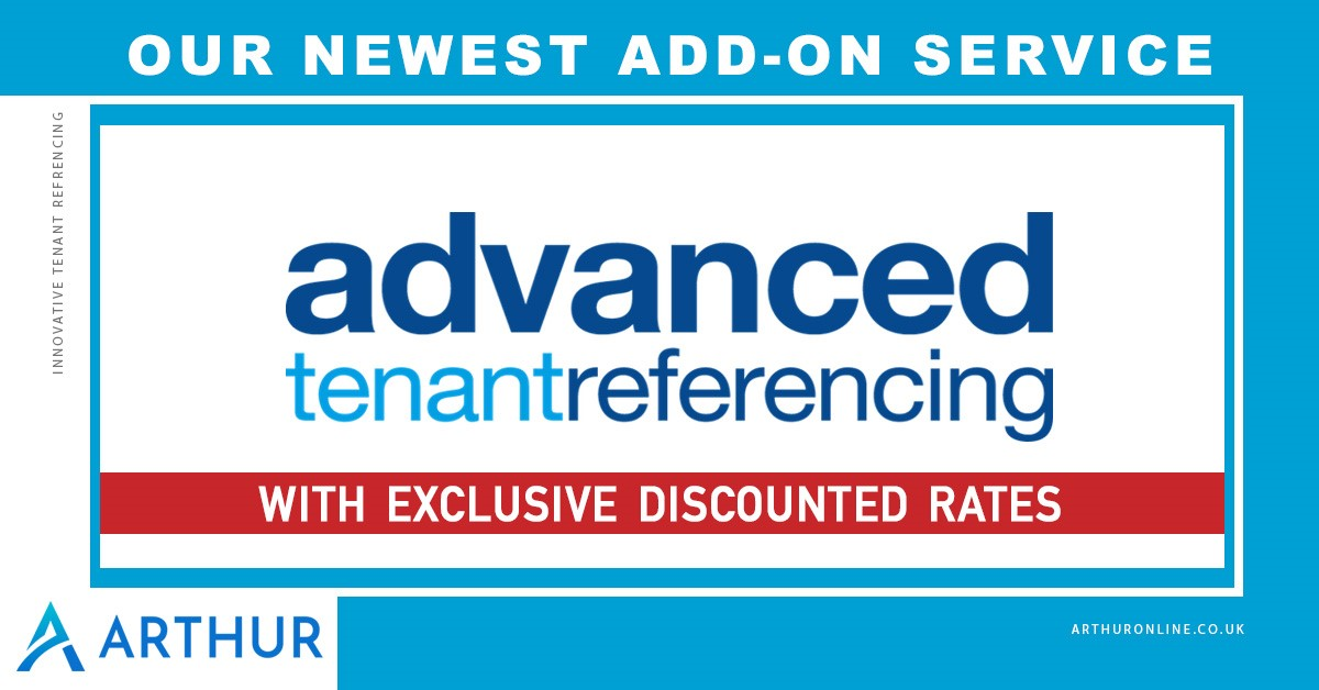 New discounted prices for Advanced Tenant Referencing!