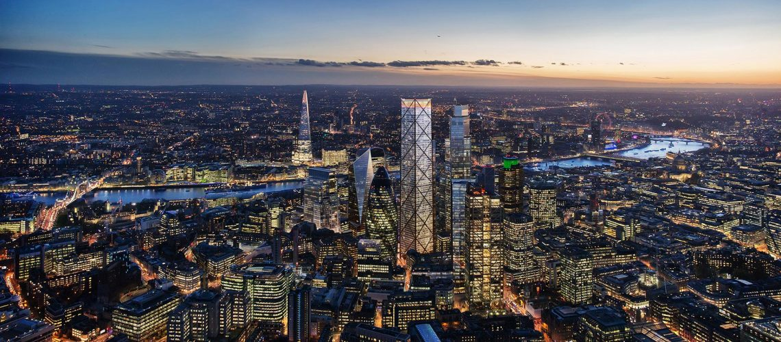 3 Skyscrapers set to fill the London skyline