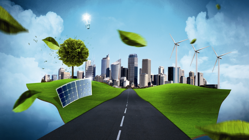 How modern technology can make your home 'Greener'.