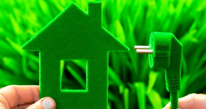 How can technology make your home 'greener'?