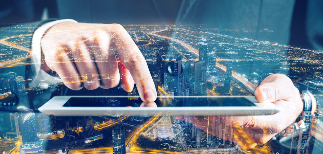 How can landlords in the UK use technology to stay compliant?