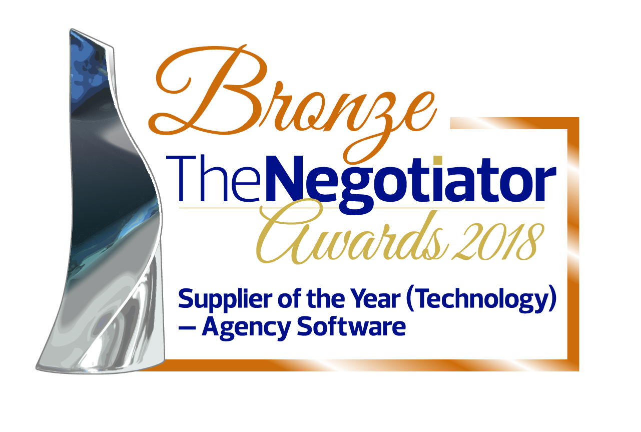 Supplier of the Year (Technology) Agency Software