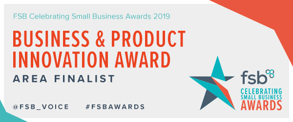 Finalist for the Business and Product Innovation Award