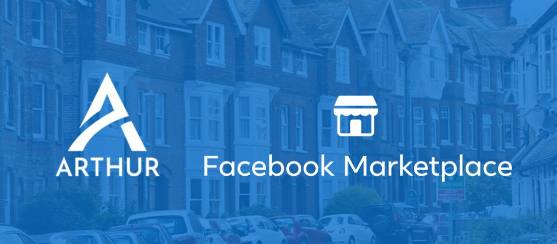 Just 4 days from letting enquiry to offer accepted, with Arthur and Facebook Marketplace!